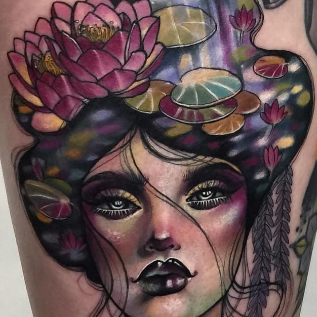 Mystics and Muses: Interview with Tattoo Artist Hannah Flowers