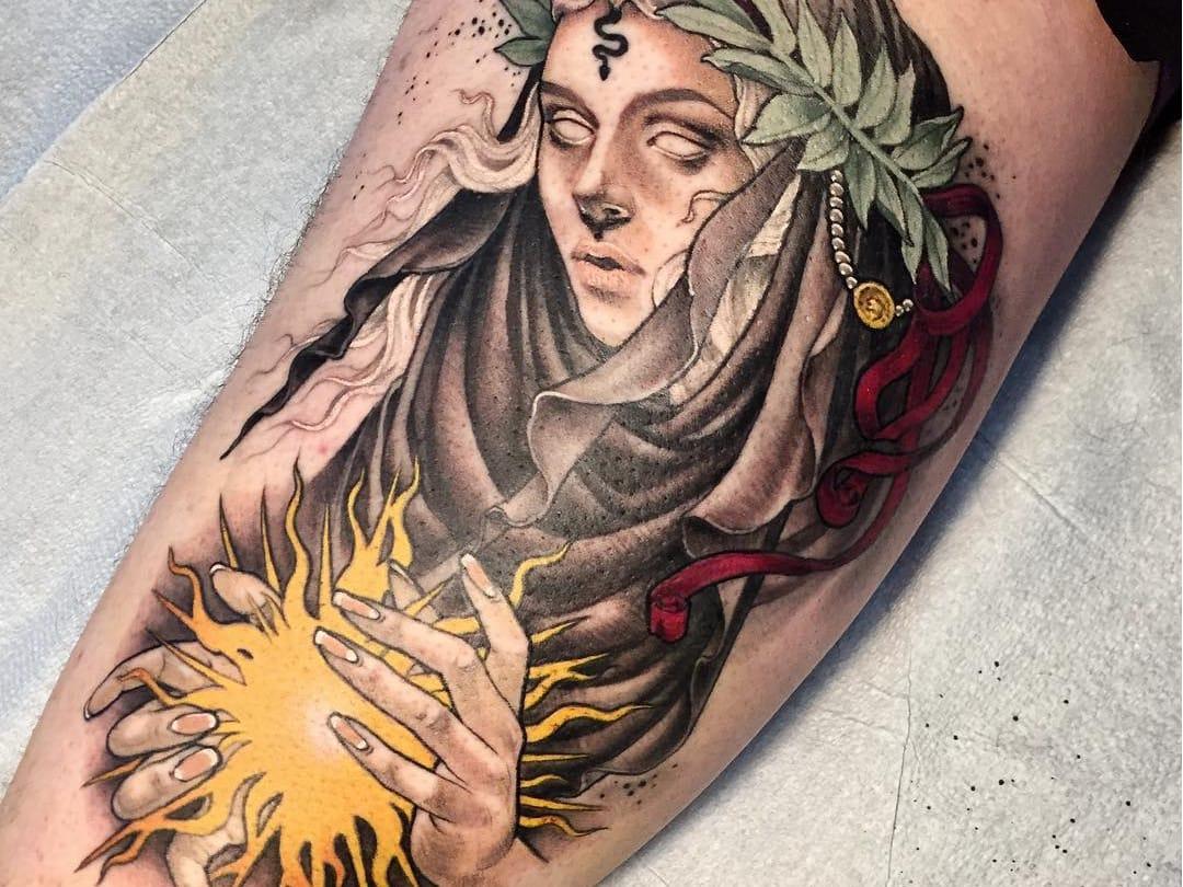 World of Wonder: Magical Fantasy Tattoos