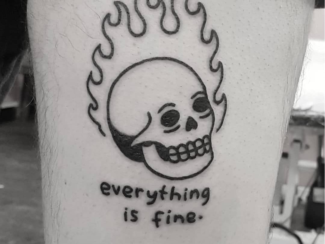 Like Cartman Said 'I Do What I Want': Ignorant Style Tattoos