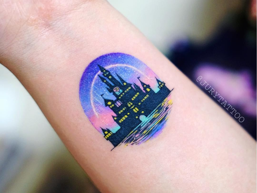Kingdom of Fairy Tale Magic: Dazzling Disney Tattoos
