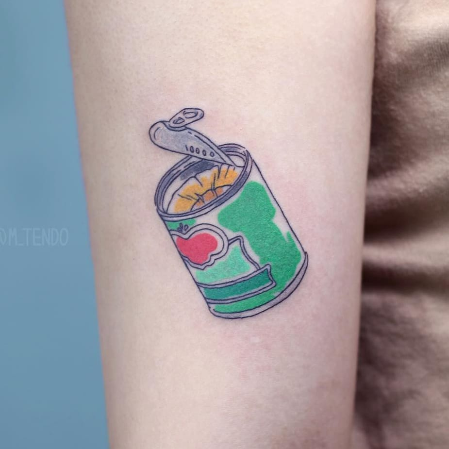 Gimme Gimme Gimme All The Food, and Food Tattoos!