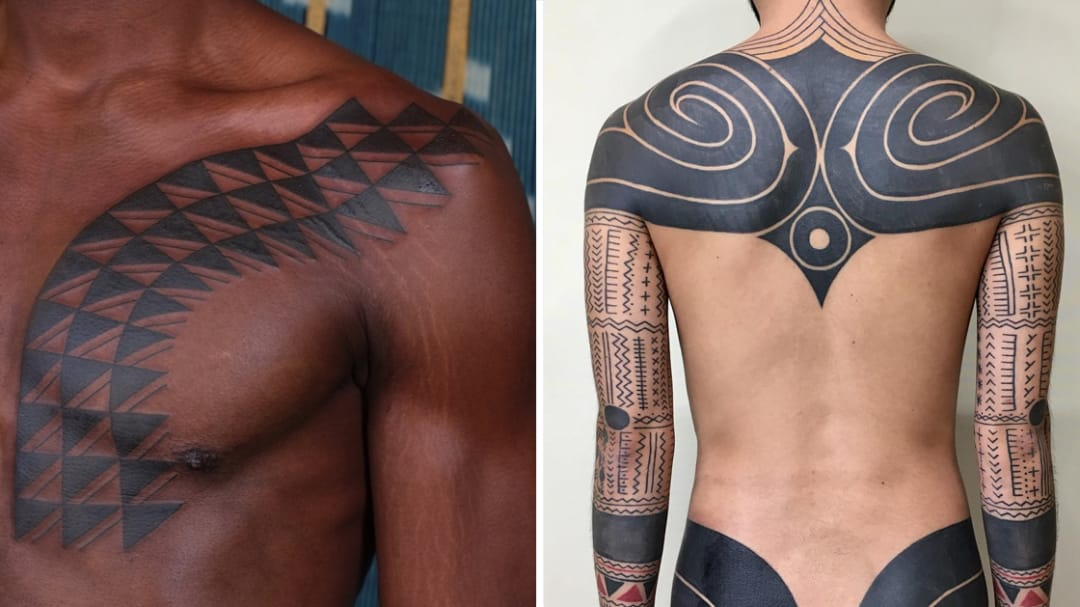 One of the Oldest Art Forms: Tribal Tattoos