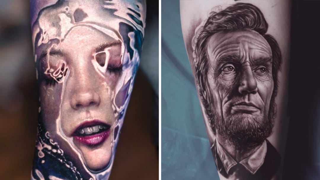 Realism Tattoos That Make You Question Reality