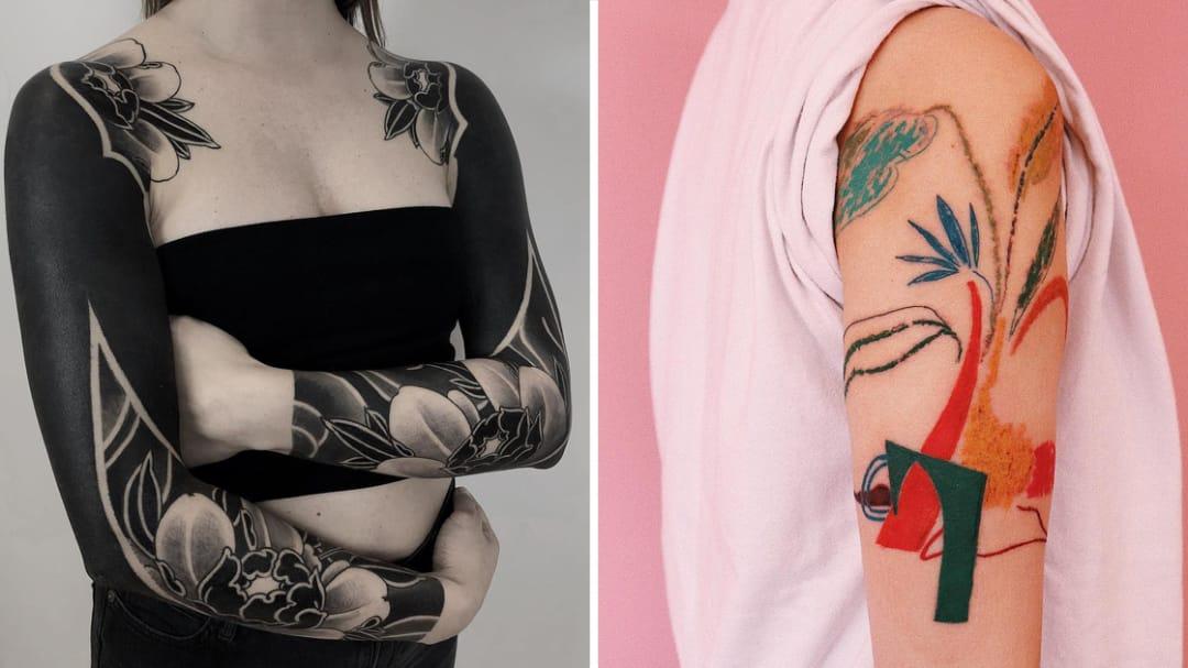 Diversity is Key: Beautiful Tattoos