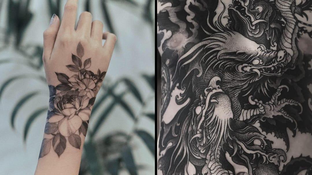 The Many Styles of Illustrative Tattoos