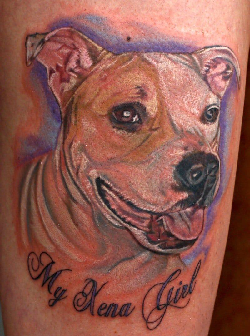 Trabalho feita por Todo ABT Tattoo