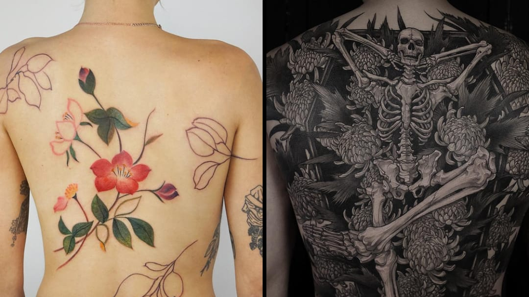 An Art Form to Live For: Today's Favorite Tattoos