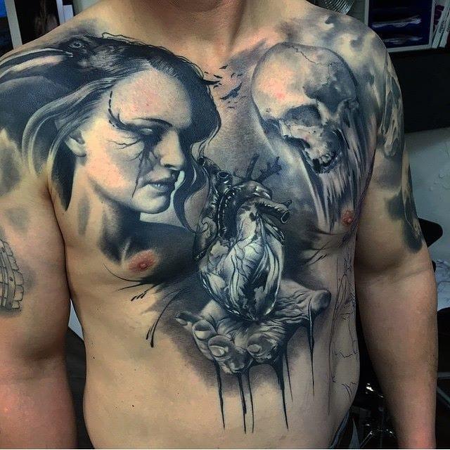 20 Tatuagens Incríveis (Parte 2)