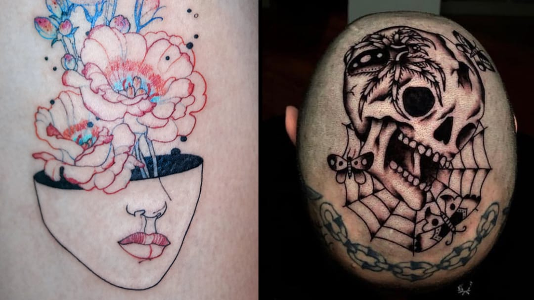 Today's Best Tattoos: All For You
