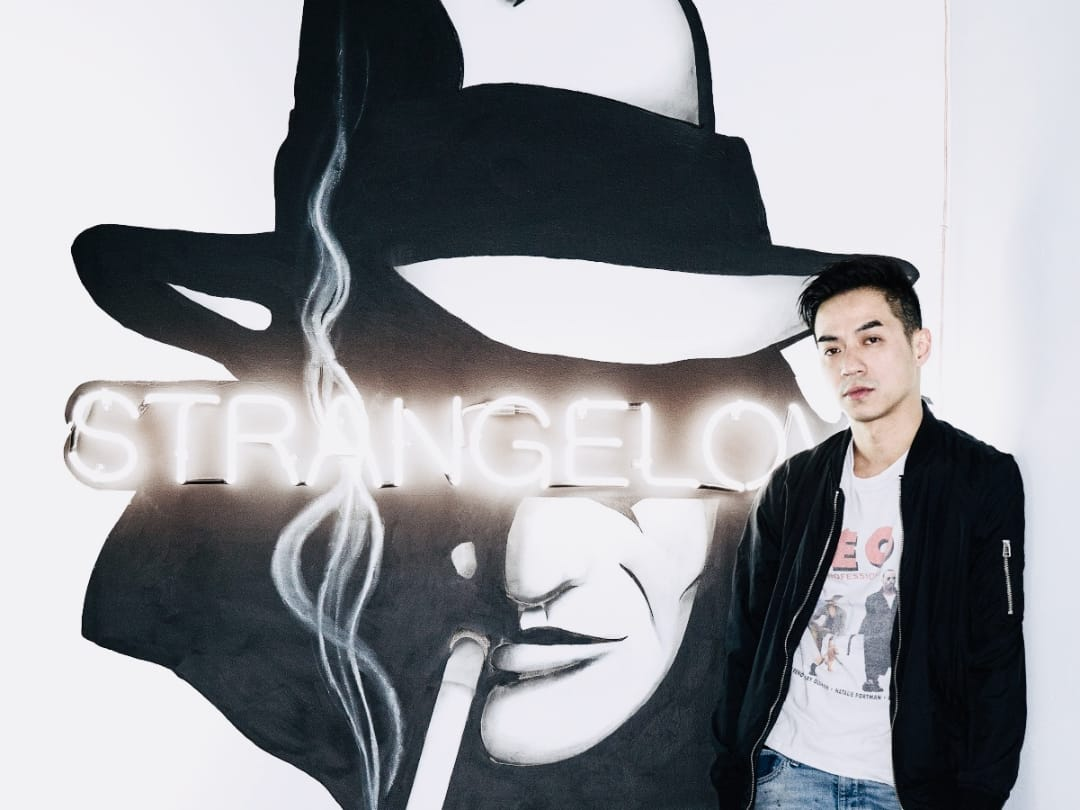 The Beauty of StrangeLove and Threesomes: Interview With Adam Vu Noir