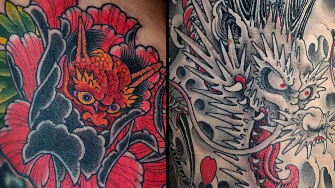 Top Tattoodo Ambassador Tattoos of the Week!