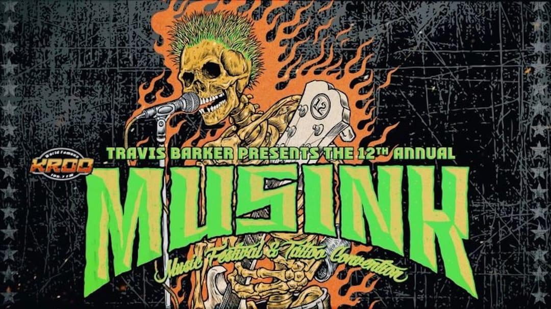 Anarchy Burgers and More: 12th Annual Musink Fest