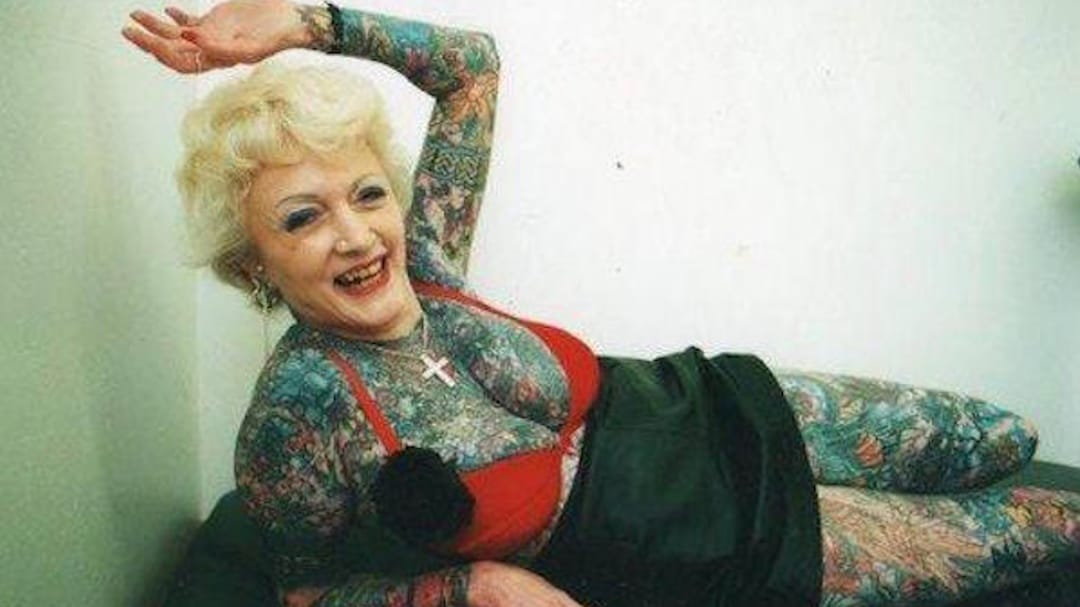 I Can't Wait to be Elderly and Tattooed