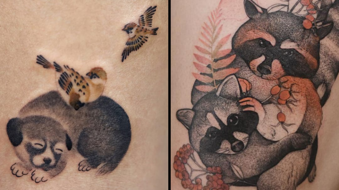 A Case of the Monday's? Check Out These Cute Tattoos!