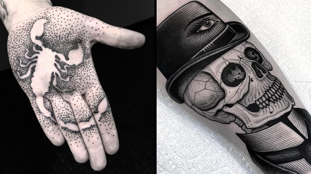 Each Speck is Special: Dotwork Tattoos
