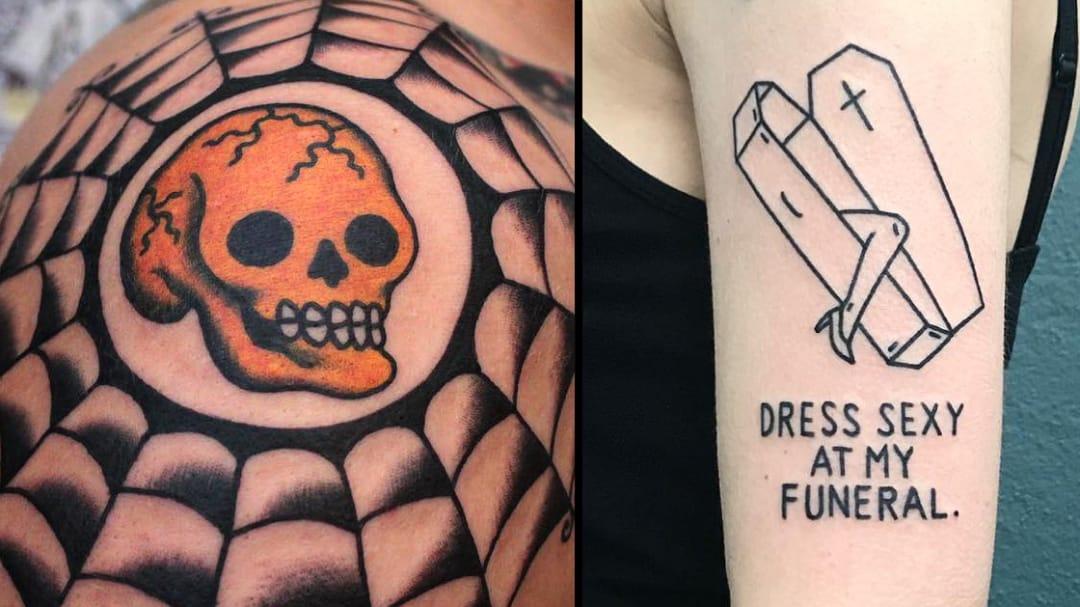 Born to Die: Memento Mori Tattoos