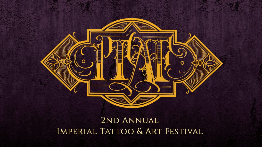 Headed to Jacksonville: Imperial Tattoo & Art Festival