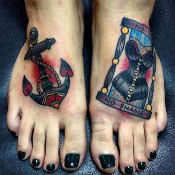 Great work by Kwadron Tattoo Gallery