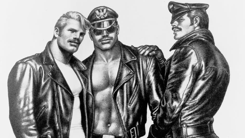 Illustrating Iconic Gay Culture: Tom of Finland Tattoos