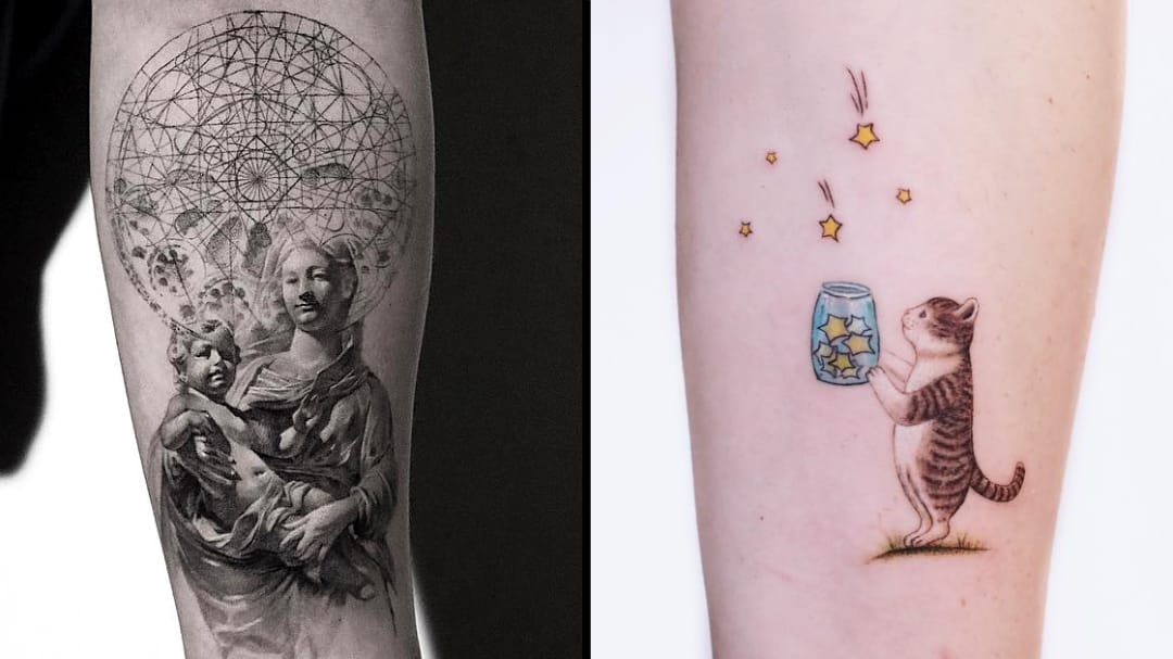 Perfect Pieces For All: Tattoodo App Tattoo Artist Spotlight