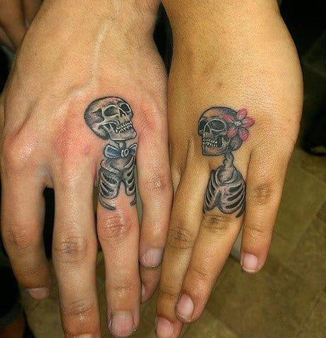 Juntos até depois da morte! Juan Perez