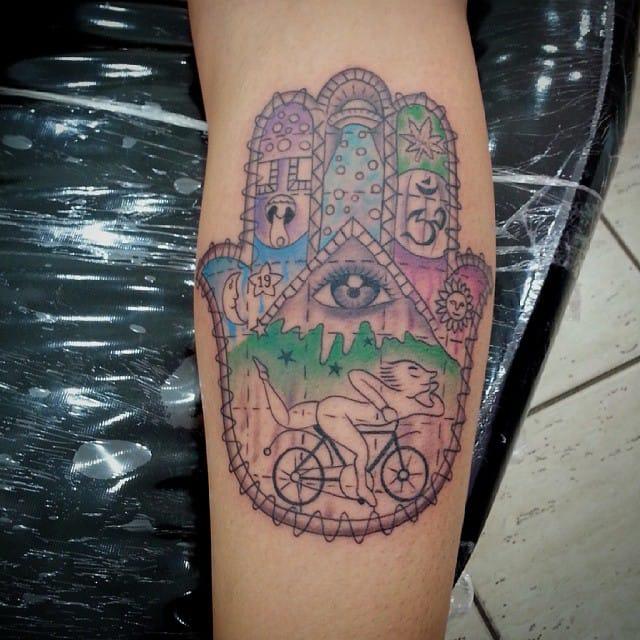Fernando Pardal Tattooist, São José do Rio Pardo
