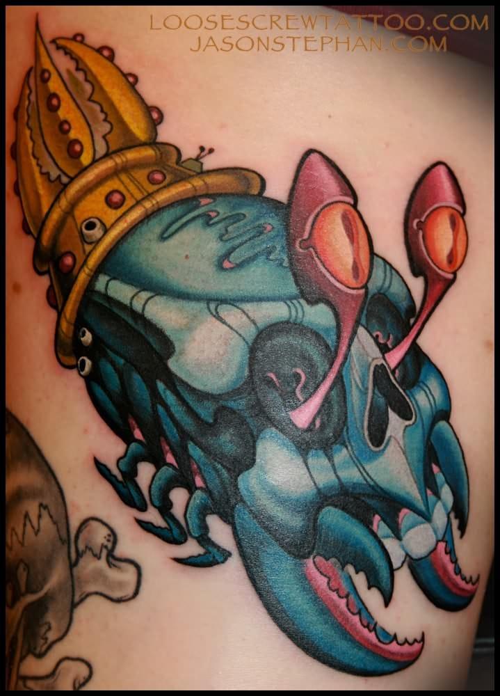 snail crab