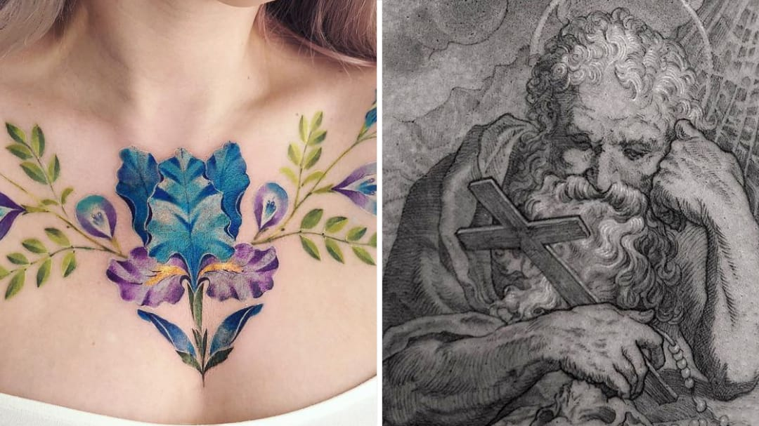All Bodies Are Beautiful: Chest Tattoos for Everyone