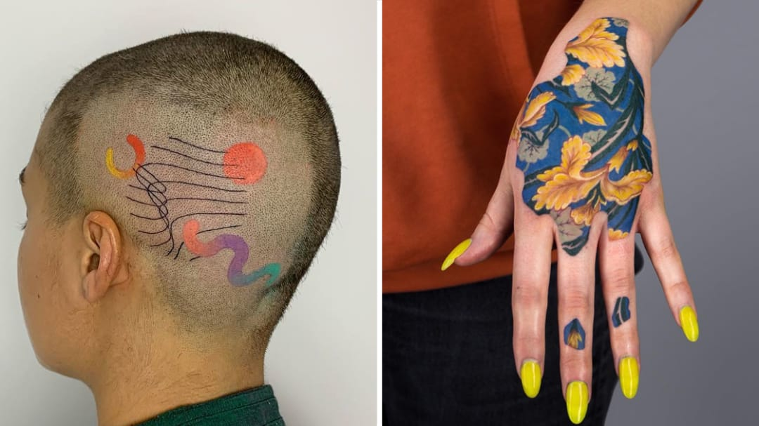 These Are A Few of Our Favorite Tattoos