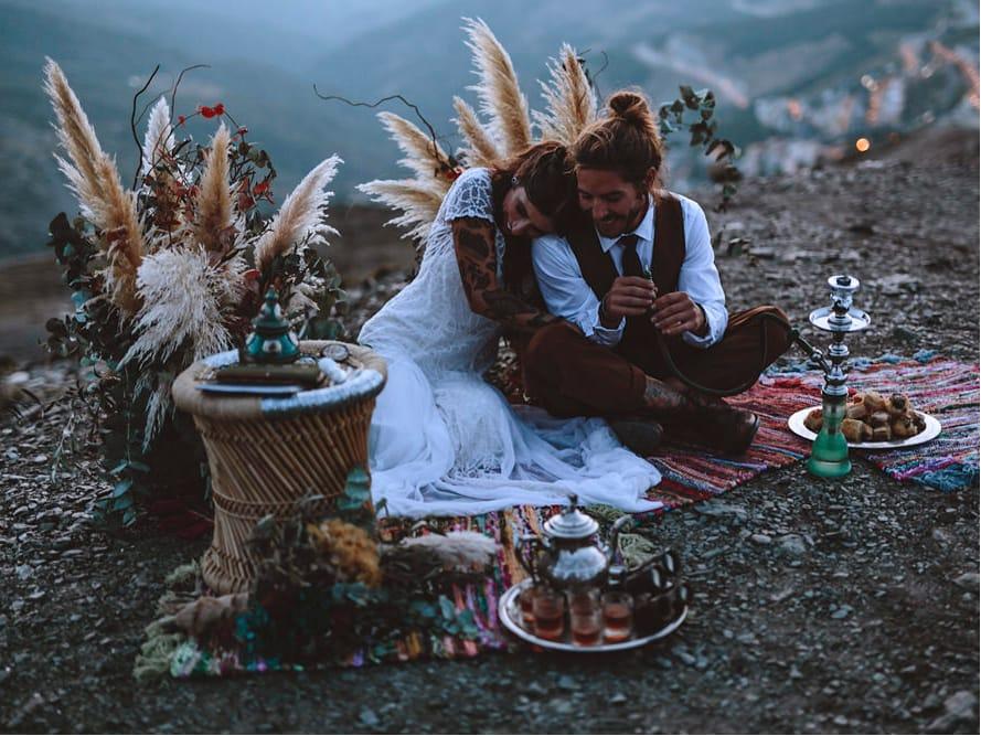 Tattoo Stories: A Mountain Wedding