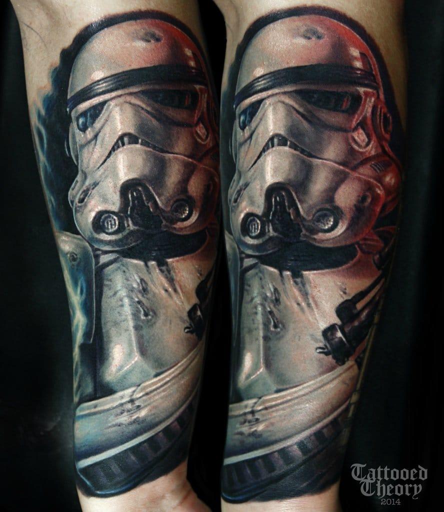 """Star Wars"": Guerras de Tatuagens nas Estrelas"