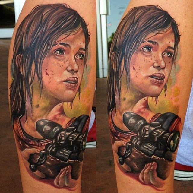 What do you think of this version by Audie Fulfer jr of Ellie from The Last of Us?