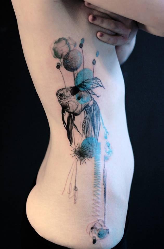 The art of Marta Lipinski.