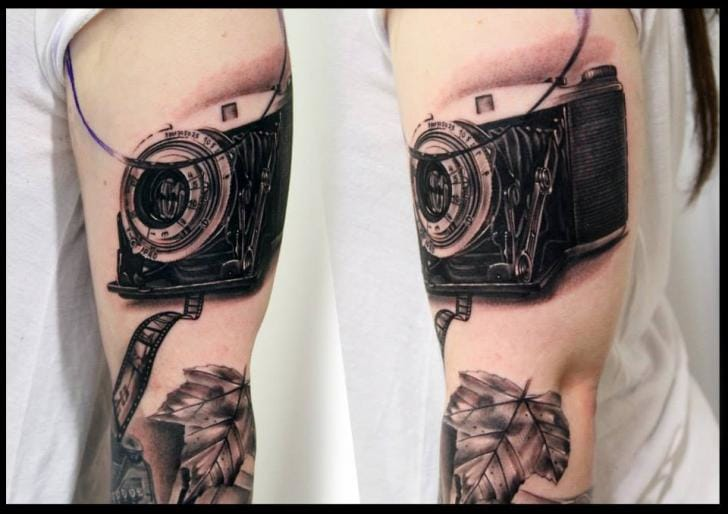 Tattoo by Da Silva Tattoo