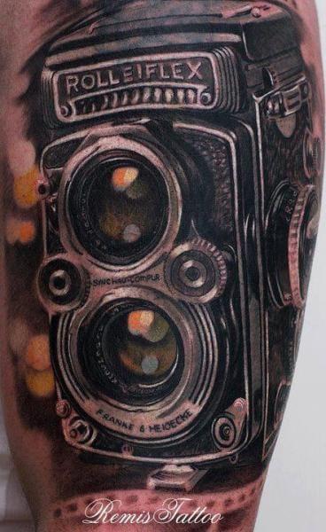 Brilliant work by Remis Tattoo