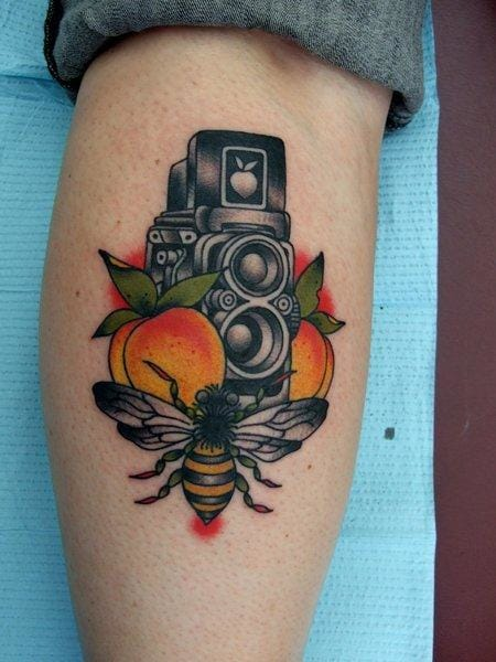 Traditional work by Three Kings Tattoo
