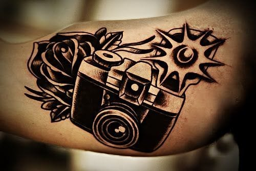 Bold tattoo... artist unknown