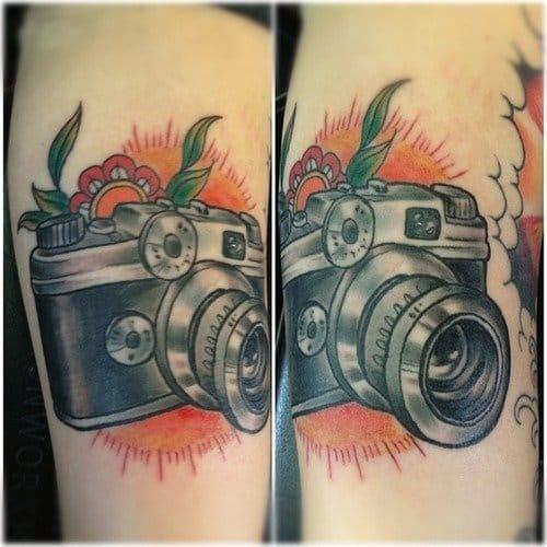 Traditional tattoo, artist unknown