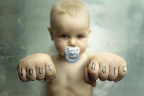 Deadly Sins Of Tattoos