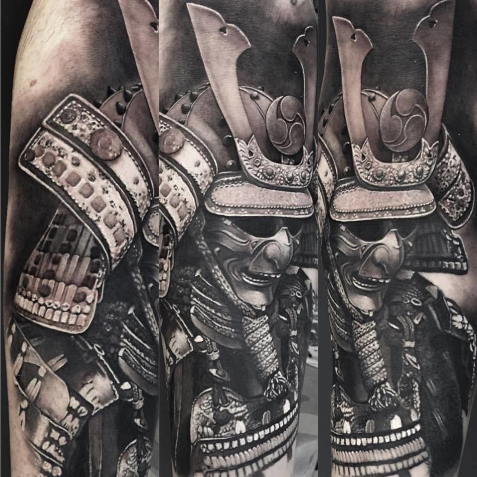Samurai de Matteo Pasqualin