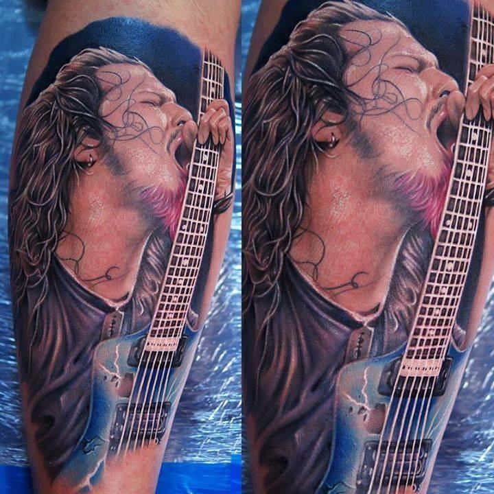 AUMENTE QUE ISSO É ROCK'N ROLL!!! Khan Tattoos