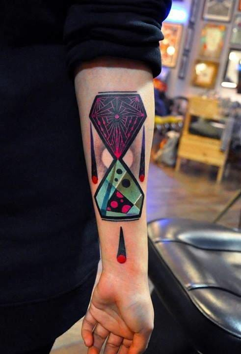 A Marcin Surowiec tattoo is not your ordinary tattoo. ;)