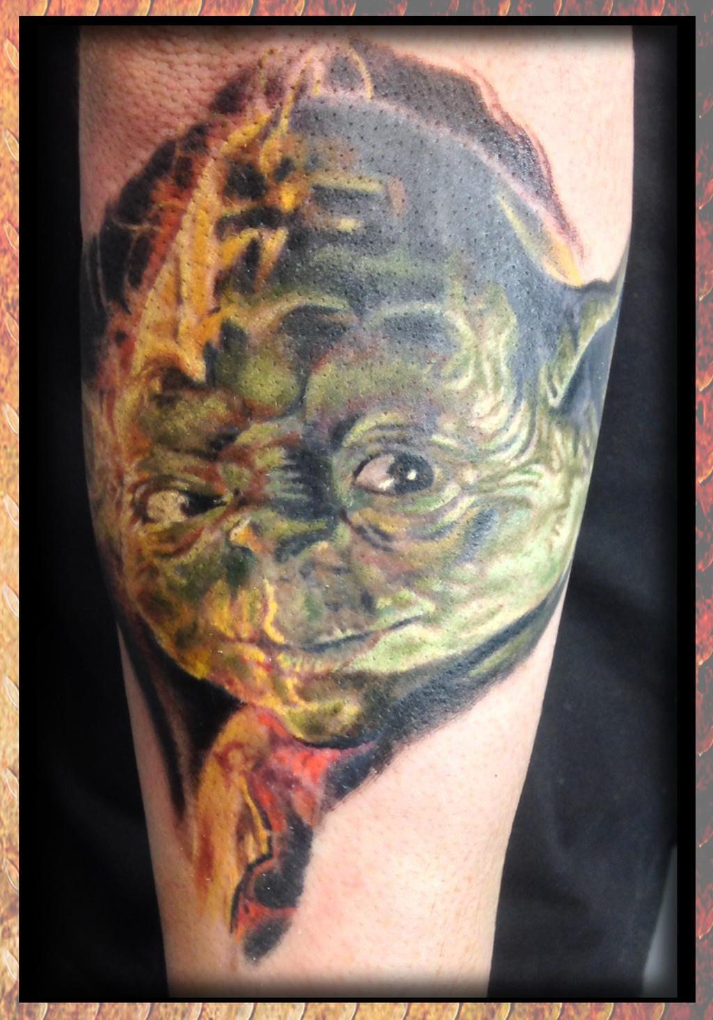 Yoda de Brandon Miller