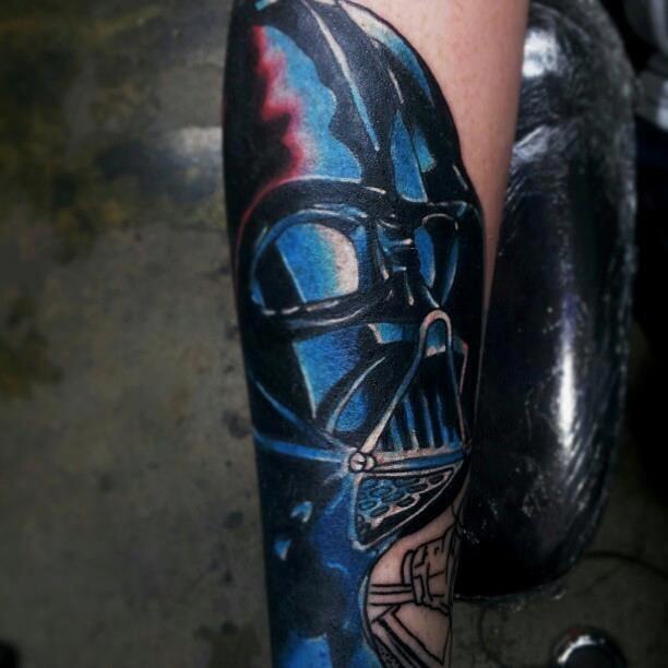 Grande imperador Darth Vader, Jeff Norton
