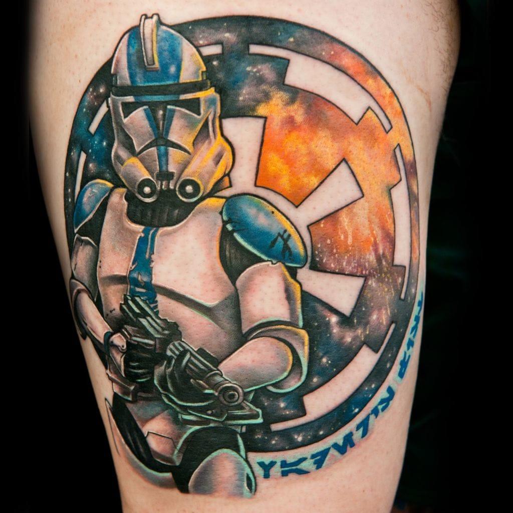 Stormtrooper de Sarah Miller
