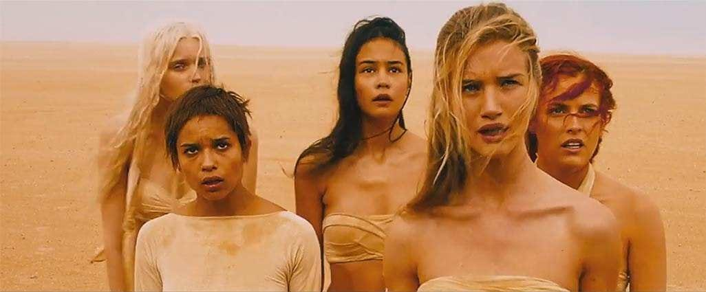 The 'Mad Max' Ladies and Their Matching Tattoos
