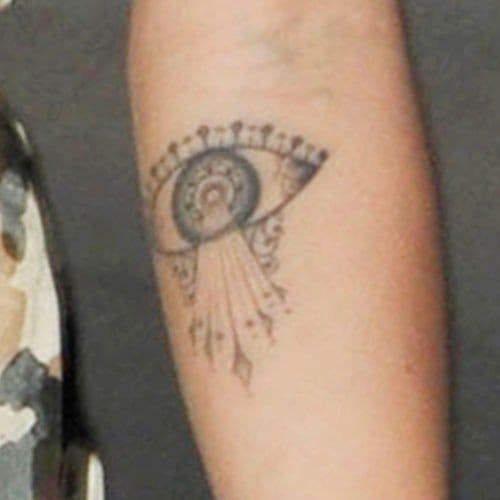 Mad Max lady tattoos