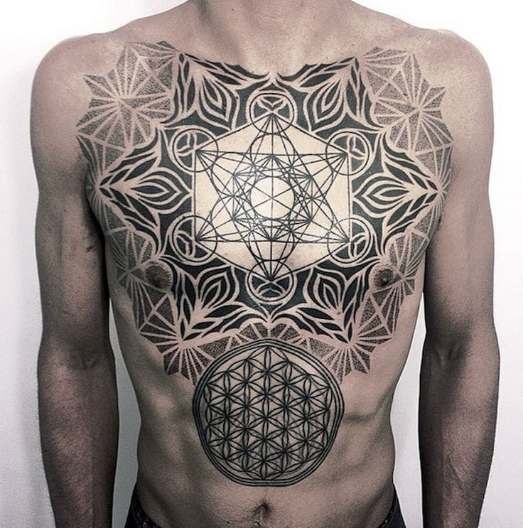 Fantastic torso piece by Brandon Crone!