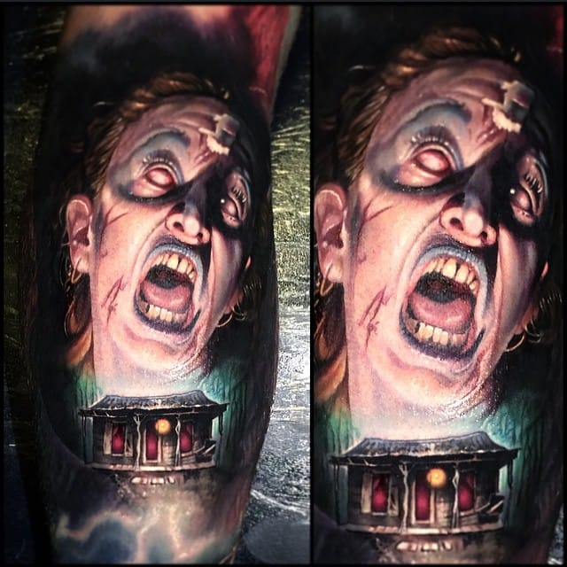 Tattoo Artists You Really Should Get to Know: Paul Acker
