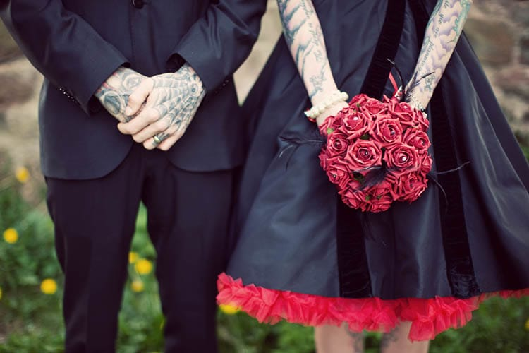 These Tattoo Artist Weddings Will Make You Want to Get Hitched!